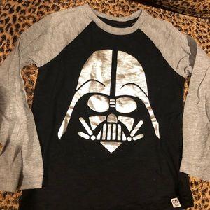 Gap Star Wars Darth Vader Shirt